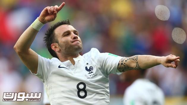 فرنسا نيجريا 23