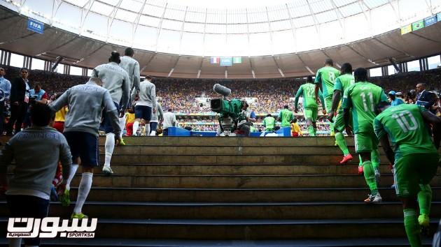 فرنسا نيجريا 4