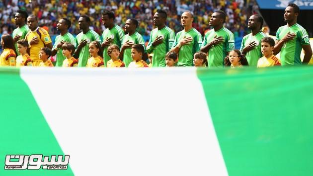 فرنسا نيجريا 5