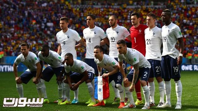 فرنسا نيجريا 7
