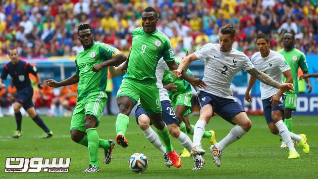 فرنسا نيجريا 8