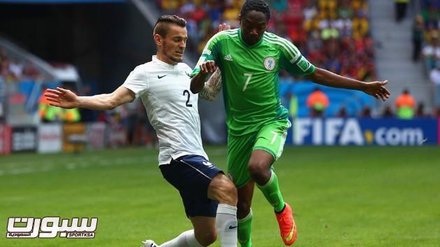 فرنسا نيجريا 9