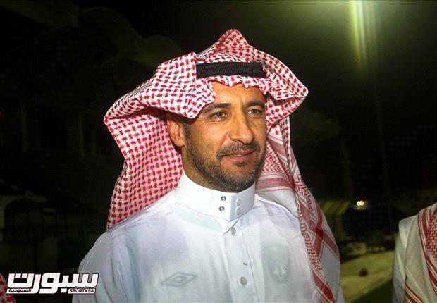 فيتور بيريرا بالزي السعودي عندما كان في الاهلي