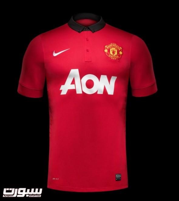 القميص الاول للشياطين الحمر