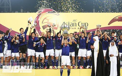 كأس آسيا منتخبات