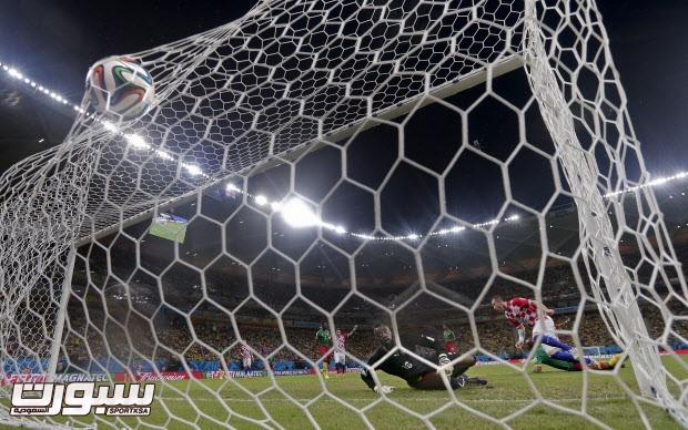 Brazil Soccer 2014 WCup Cameroon Croatia