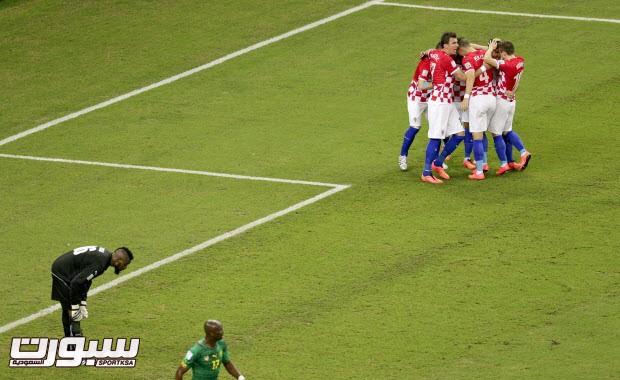 Brazil Soccer WCup Cameroon Croatia