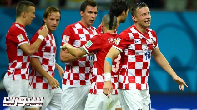 كرواتيا الكاميرون 20