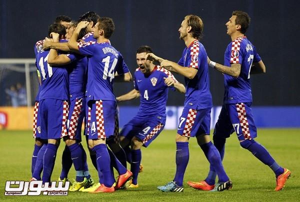 Croatia Malta Euro Soccer