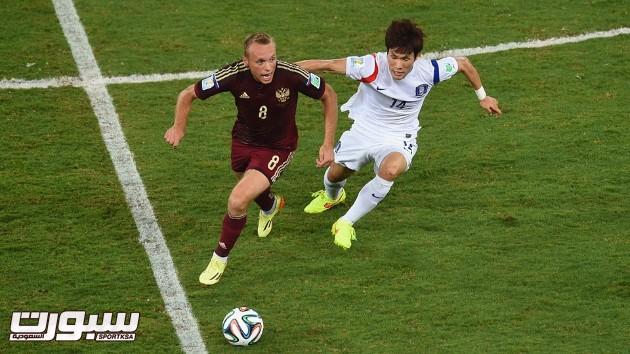 كوريا الجنوبية روسيا 7