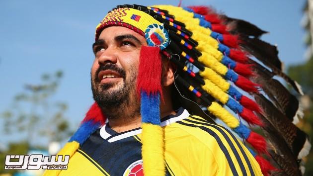 كولومبيا الاوروجواي 1