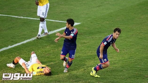 كولومبيا اليابان 11