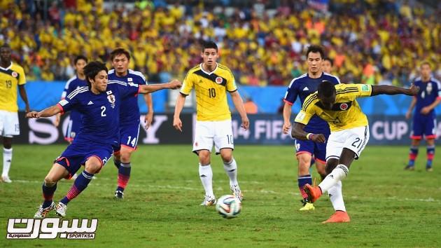 كولومبيا اليابان 13