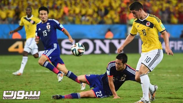 كولومبيا اليابان 17