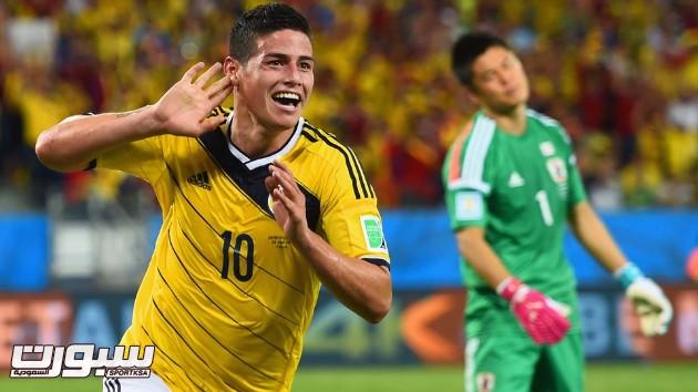 كولومبيا اليابان 19