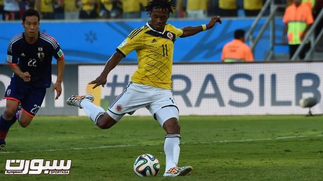 كولومبيا اليابان 4