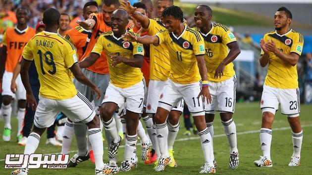 كولومبيا اليابان 5