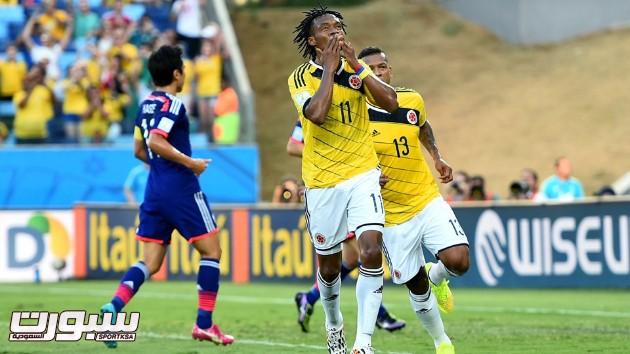 كولومبيا اليابان 7