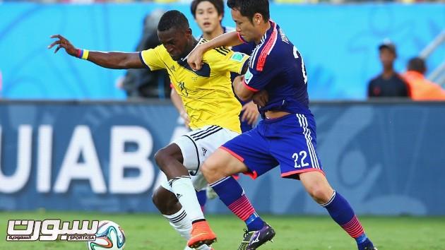 كولومبيا اليابان 8