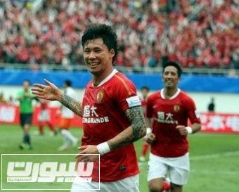 لاعب صيني