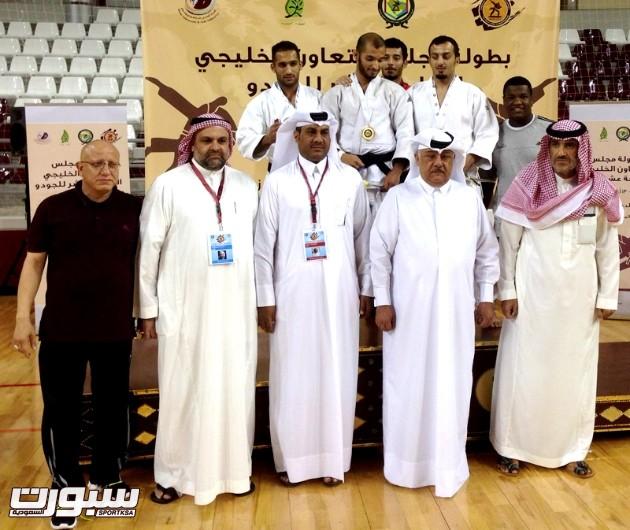 محمد الحربي ذهبية وزن تحت ٧٣ كلغ