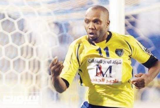 محمد الراشد لاعب التعاون