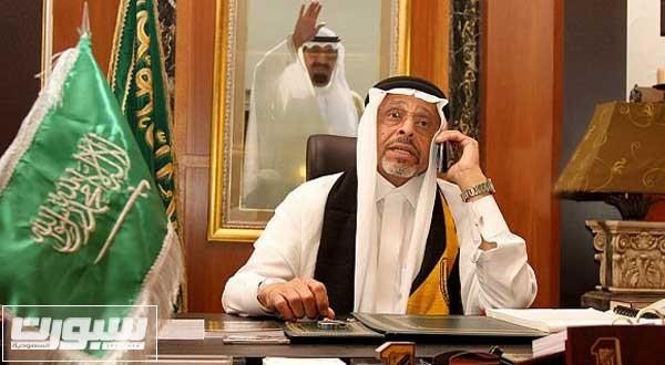 محمد الفايز رئيس الاتحاد
