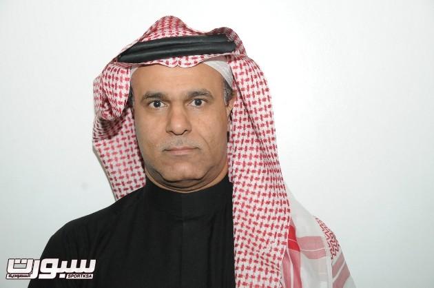 مدير المنتخب الأول سامي آل يتيم