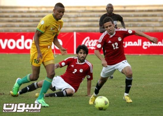 مصر و السنغال