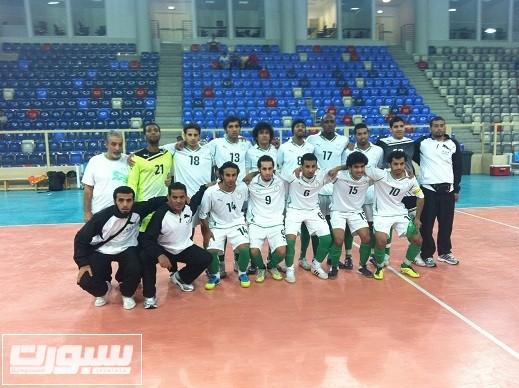 منتخب الصالات السعودي
