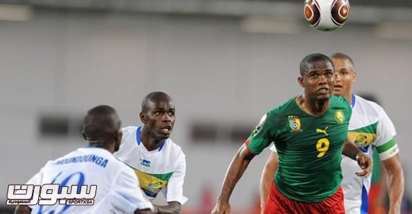 منتخب الكاميرون ايتو