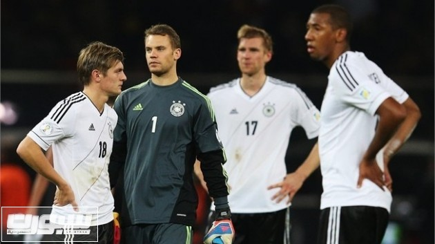 منتخب المانيا