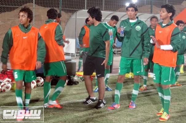 منتخب الناشئين السعودي 2013