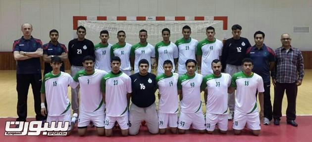منتخب اليد السعودي