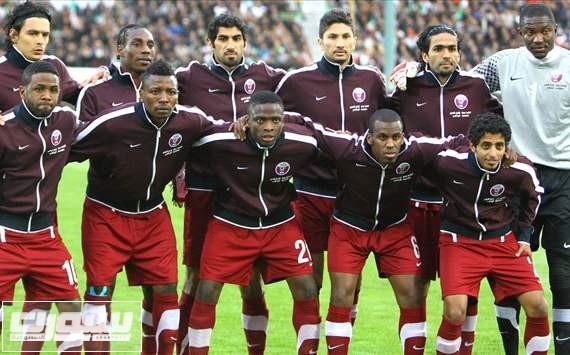 منتخب قطر 2013