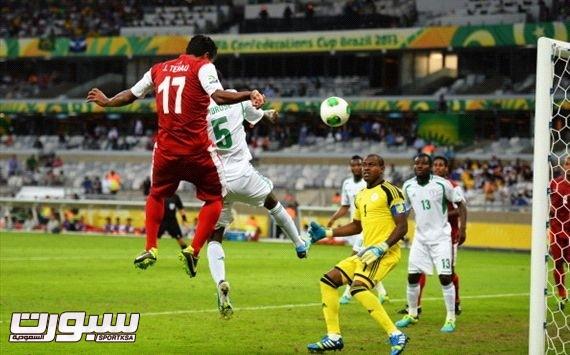 نيجيريا تاهيتي