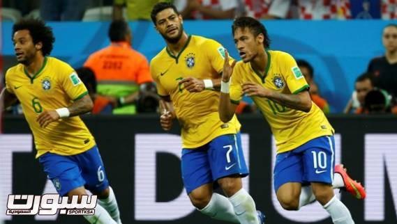 نيمار البرازيل