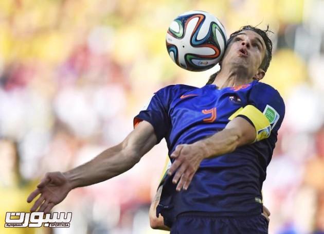 APTOPIX Brazil Soccer WCup Australia Netherlands