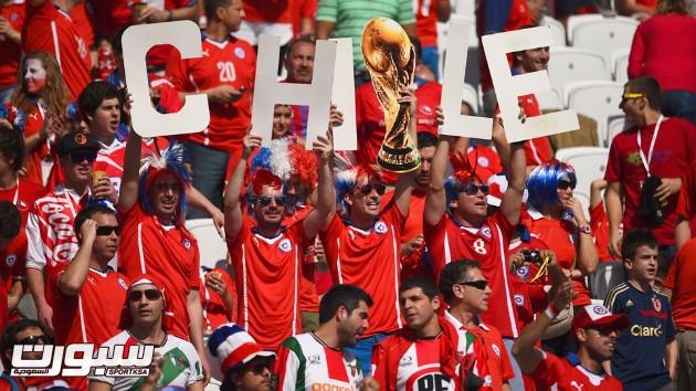 هولندا تشيلي 1