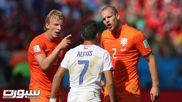 هولندا تشيلي 10