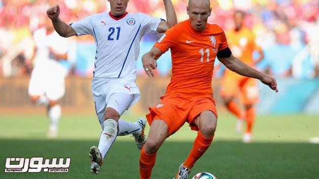 هولندا تشيلي 13