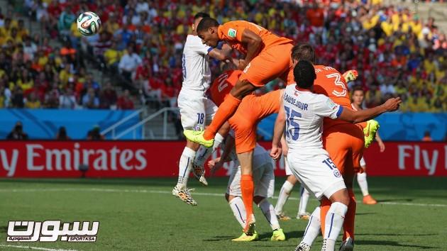 هولندا تشيلي 14
