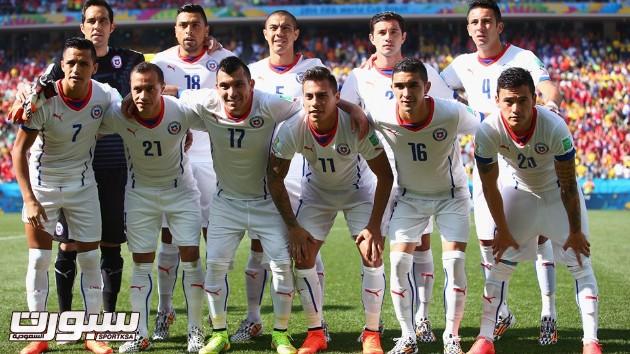 هولندا تشيلي 5