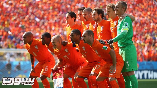 هولندا تشيلي 6