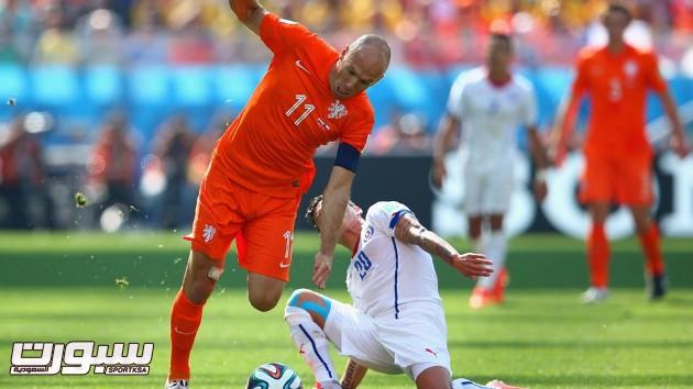 هولندا تشيلي 8
