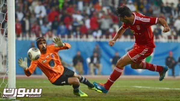 Kuwait SC v Bayern Muenchen - Friendly Match
