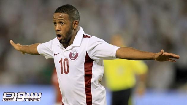 صدمة في المنتخب القطري بعد تأكد غياب نجم الفريق عن خليجي 22 خلفان ابراهيم