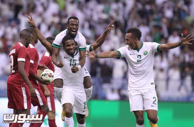السعودية - قطر-1