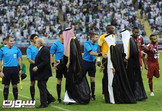 السعودية - قطر-18