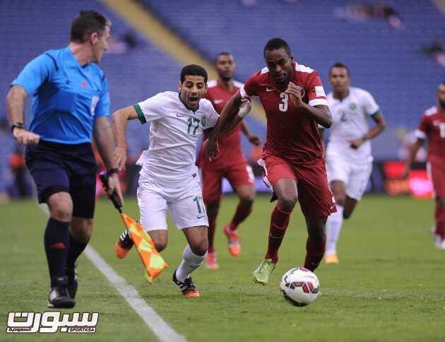 السعودية - قطر-4 تيسير الجاسم